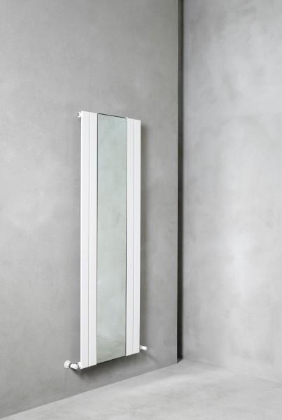 Caleido Picchio single Spiegelheizkörper, Paneelheizkörper, Raumheizkörper, 8 Größen, viele Farben