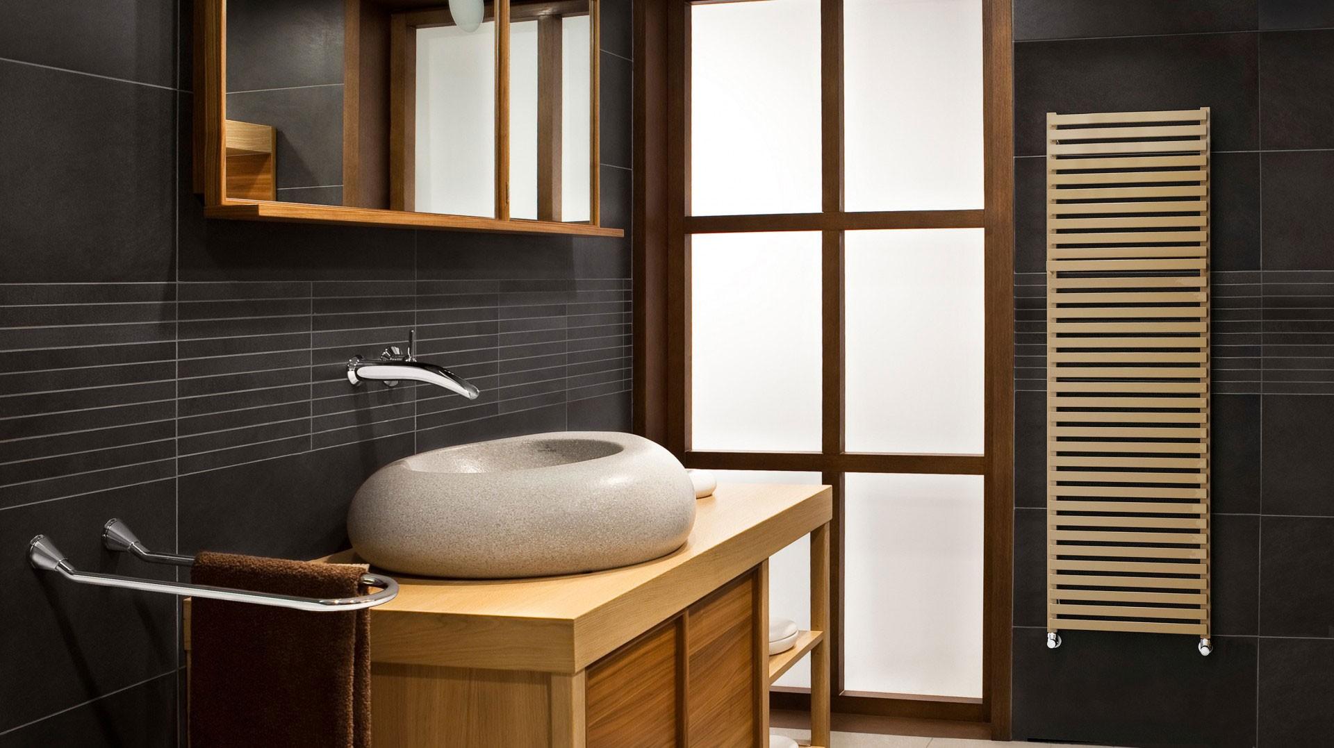 Badheizkörper, Handtuchwärmer modern, Terma City