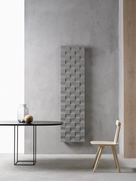 Caleido Air Paneelheizkörper, Design Heizkörper, Heizwand by James Di Marco