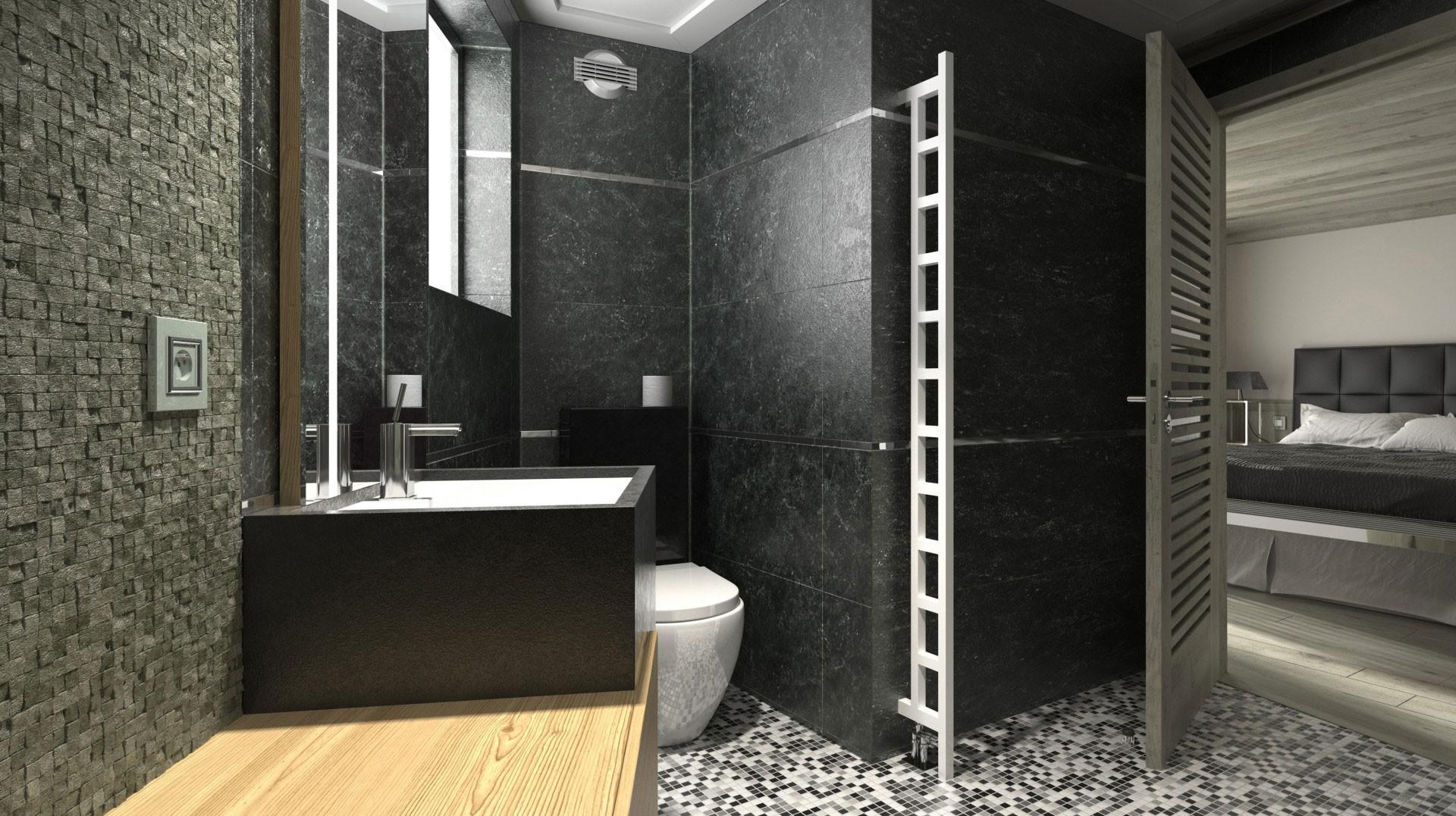 Design Badheizkörper, Handtuchtrockner Raumteiler Terma Easy DW