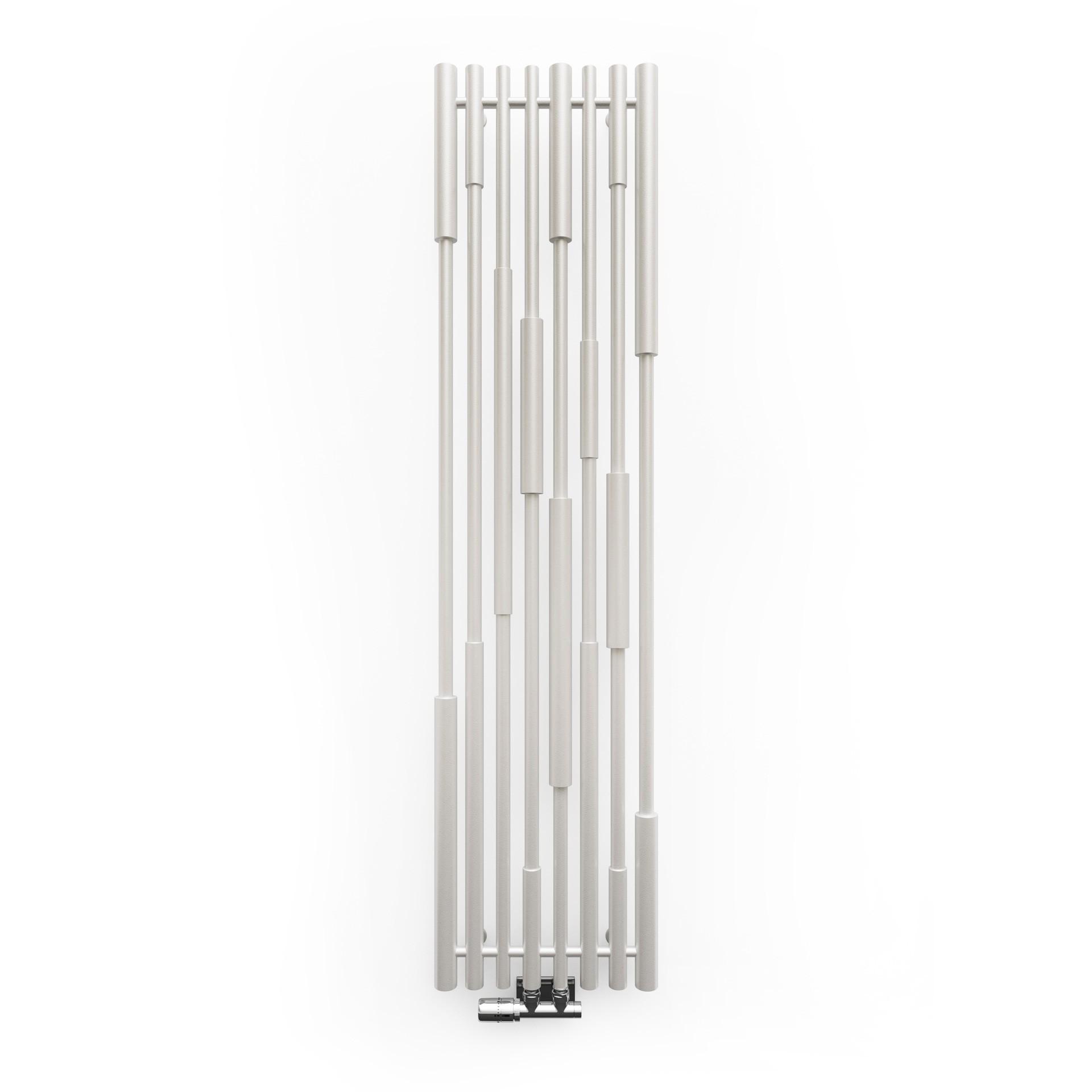 Design Röhrenheizkörper, Wohnraumheizkörper Terma Cane vertikal