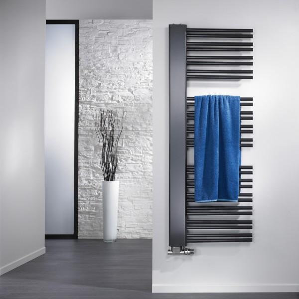 HSK Softcube Plus Badheizkörper, Handtuchtrockner, Röhrenheizkörper, 2 Größen, viele Farben