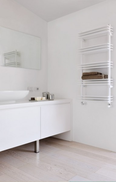 Caleido Shelf 35 Badheizkörper, Paneelheizkörper, Handtuchtrockner, 3 Größen & viele Farben