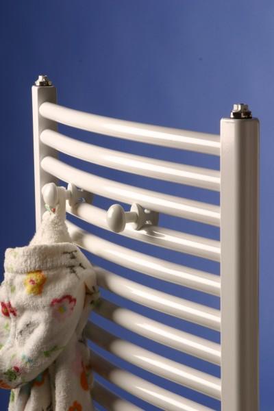 Corpotherma Handtuchhaken, Haken für Badheizkörper