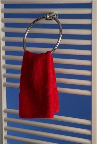 Corpotherma Handtuchring, Ring für Bad- und Designheizkörper