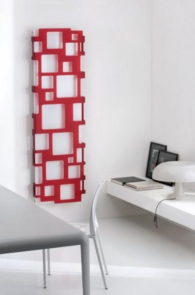 Caleido Wall Paneelheizkörper, Design Heizkörper, Plattenheizkörper mit Acrylmuster