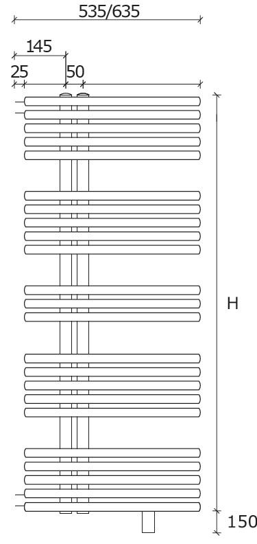 Raumteilerset-25er