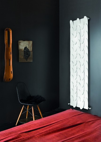 Caleido Skin Paneelheizkörper, Design Heizkörper, Heizwand by James Di Marco